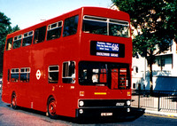 Route 616: Cricklewood - Oxford Circus [Withdrawn]