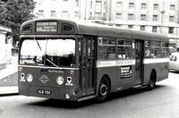 Route 616, London Transport, MBS72, VLW72G, Marble Arch