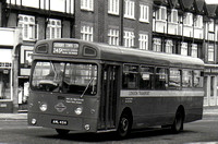 Route 245A: Golders Green - Sudbury [Withdrawn]