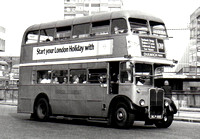 Route 176A, London Transport, RT4595, NLP588, Elephant & Castle