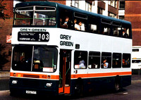 Route 103, Grey Green 152, G152TYT, Romford