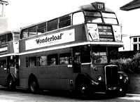 Route 239, London Transport, RT340, HLX157