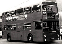Route 213A, London Transport, DMS1274, JGU274K