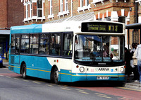 Route W13, Arriva The Shires 3478, W478XKX, South Woodford
