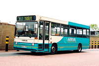 Route W13, Arriva The Shires 3372, K322CVX, Leytonstone