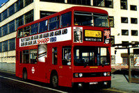 Route N76, London Transport, T592, NUW592Y