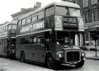 Route 272, London Transport, RM186, VLT186