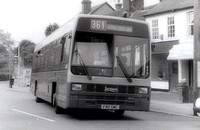 Route 361, Metrobus, F80SMC, Farnborough