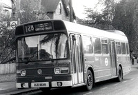Route 12B, London Transport, LS64, OJD864R, Forest Hill