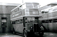 Route 128, London Transport, CXX238, Ponders End