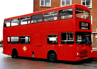 Route 98, London Transport, M1207, B207WUL