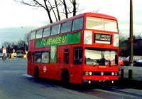 Route 246A, London Transport, T8, WYV8T, Upminster