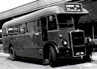 Route 216, London Transport, TD117, JXC310