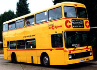 Route 212, Capital Citybus 134, J134YRM, Chingford