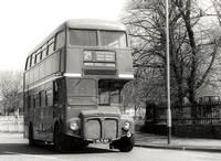 Route 2B, London Transport, RM47, VLT47, Crystal Palace