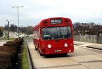 Route 138, London Transport, MB319, VLW319G, Coney Hall