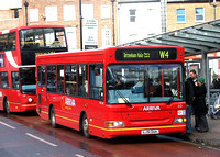 Route W4, Arriva London, PDL50, LJ51DAA
