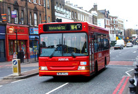 Route W4, Arriva London, PDL18, W138VGJ