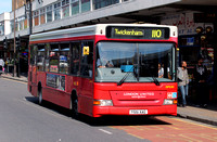 Route 110,  London United RATP, DPS551, Y551XAG, Hounslow