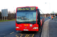 Route 207, First London, EA11048, LK05EZW, Hayes By Pass