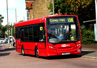 Route 138, Metrobus 158, YX60FVA, Bromley North