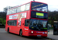 Route 664, Stagecoach London 17336, X336NNO, Addington Village