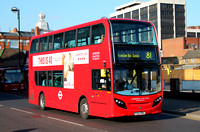 Route 81, London United RATP, ADE15, YX12FNW, Hounslow