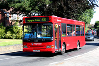 Route R10, Stagecoach London 34372, LV52HGK, Cudham