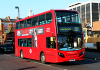 Route 222, London United RATP, ADE10, YX12FNR, Hounslow