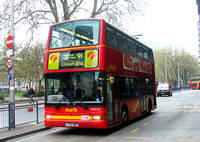 Route 91, First London, TN33120, LT02NWC, Euston