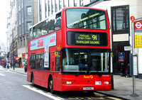 Route 91, First London, TN32983, Y344NLF, The Strand