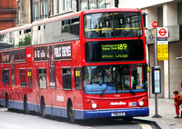 Route 189, Metroline, TA86, T186CLO, Oxford Circus
