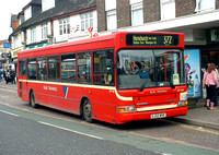 Route 372, Blue Triangle, DP190, EJ52WXD, Hornchurch
