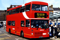 Route 29, Arriva London, M637, KYV637X, Wood Green