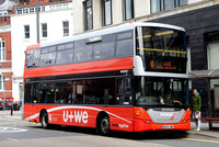 Route 14, Wessex Connect 40030, BU52UWE, Bristol
