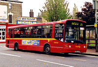 Route 295, First London, DML254, S254JLP, Clapham Junction