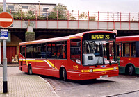Route 295, First London, DML281, X381HLR, Clapham Junction