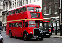 Route 11, London Bus Company, RTL1076, LUC253, Whitehall