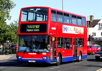 Route 107: Edgware - New Barnet