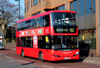 Route H32, London United RATP, SP45, YT09BMZ, Hounslow