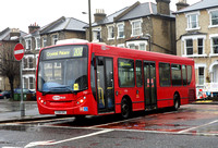 Route 202, Metrobus 707, YX58DXC, Blackheath