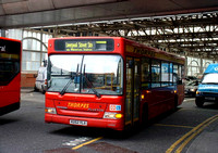 Route 705, Thorpes, DLF105, KU52YLA, Waterloo Station