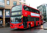 Route 220, London United RATP, ADE71, YX62BUE, Hammersmith