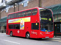 Route 638, Stagecoach London 10153, LX12DHE, Bromley