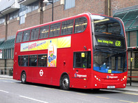 Route 638, Stagecoach London 19133, LX56EAJ, Bromley