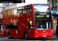 Route 436, Go Ahead London, E228, SN61DFJ, Marble Arch