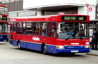 Route 143, Metroline, DLD73, R173VLA, Brent Cross