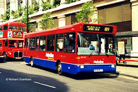 Route 189, Metroline, DLD38, R138RLY, Oxford Street