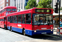 Route 189, Metroline, DLD23, R123RLY, Oxford Street