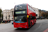 Route 436, Go Ahead London, E222, SN61DFA, Hyde Park Corner
